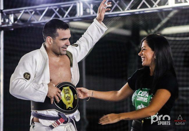 Confira os resultados oficiais da Copa dos Campeões de Jiu-Jitsu