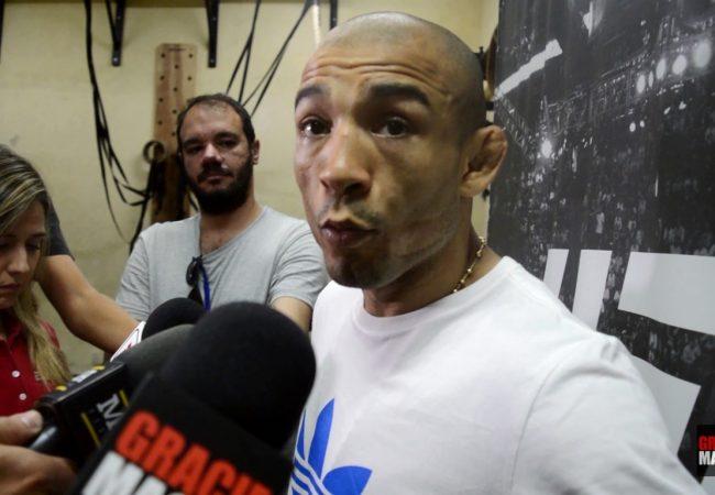 Vídeo: José Aldo e as lições da derrota no UFC Rio