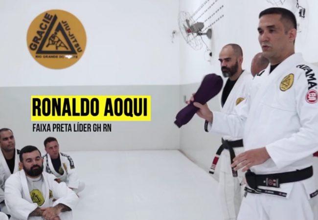 A faixa como símbolo de resistência, segundo o professor GMI Ronaldo Aoqui