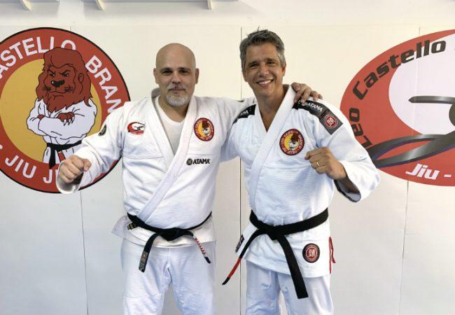 """Ator Márcio Garcia recebe a faixa-preta de Jiu-Jitsu: """"É apenas o começo"""""""