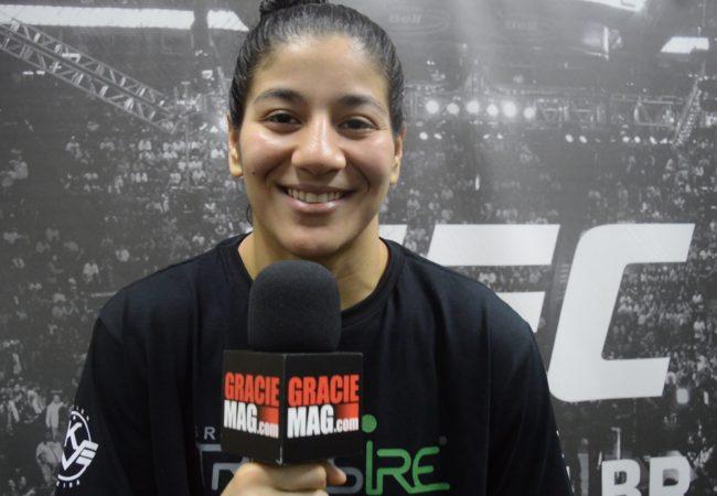 Vídeo: Ketlen Vieira explica como aprimorou seu Jiu-Jitsu para seguir invicta no UFC