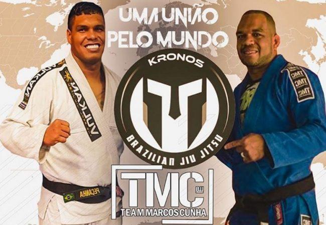 Marcos Cunha se une à Kronos e projeta reconhecimento aos formadores de campeões