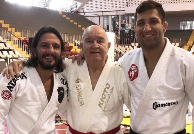 João Gabriel, Tatu Escobar e Rafael Formiga deixam a Soul Fighters e formam a Double Five JJ