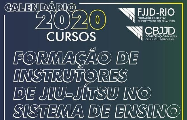 FJJD-Rio lança curso preparatório para o ensino do Jiu-Jitsu em escolas