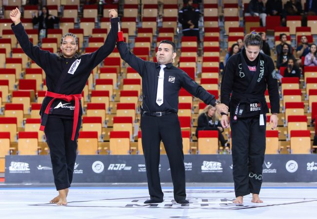 Video: How the Queen of Mats heavyweight tourney played out