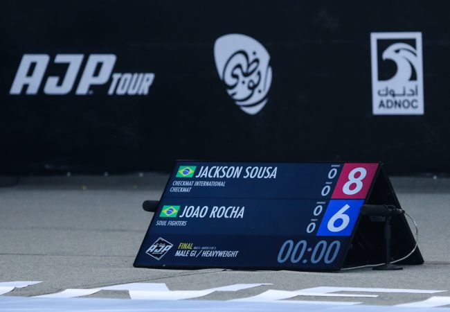 New scoring system announced for Abu Dhabi Grand Slam Tour and ADWPJJC