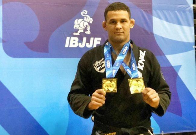 Fellipe Andrew ultrapassa Buchecha e assume liderança no ranking da IBJJF; confira o top 10