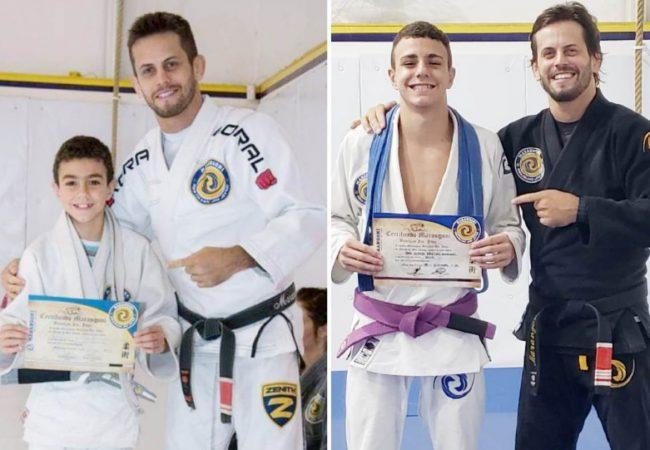 A importância do Jiu-Jitsu no sucesso dos seus filhos, com Rafa Marangoni