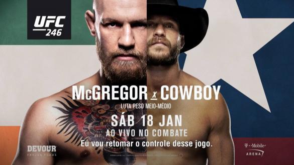 40s: Reveja o nocaute de Conor McGregor em seu retorno ao UFC