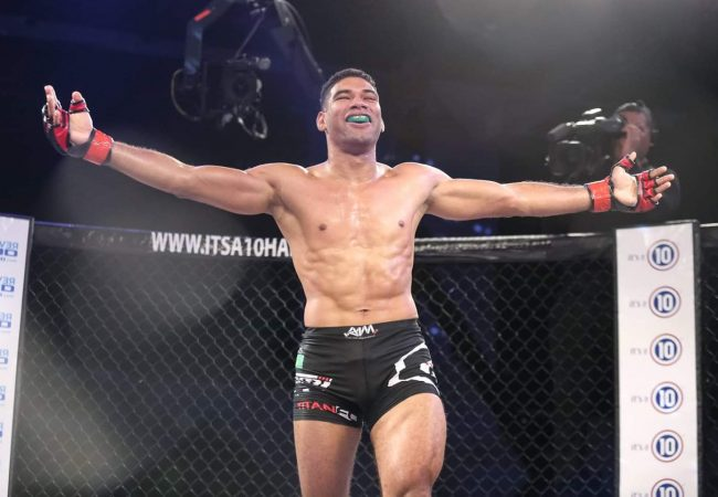 Herbert Burns aposta no Jiu-Jitsu para vencer em sua estreia no UFC