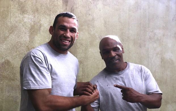 Combate: o dia em que Fabricio Werdum encarou Mike Tyson