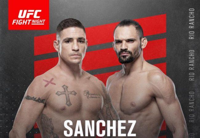 Com três brasileiros em ação, UFC deste sábado agita a tela do Combate