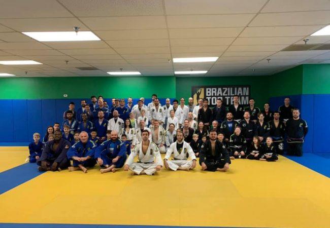 Léo Machado e o segredo para competir e gerir duas academias de Jiu-Jitsu em alto nível