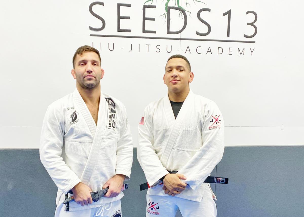 OSS Combat Sports BJJ Belt Rank Brazilian Jiu Jitsu Belt Jujitsu Belt