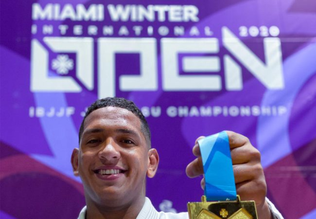Diego Almeida wins 1st tourney as black-belt, sets sights on Pan