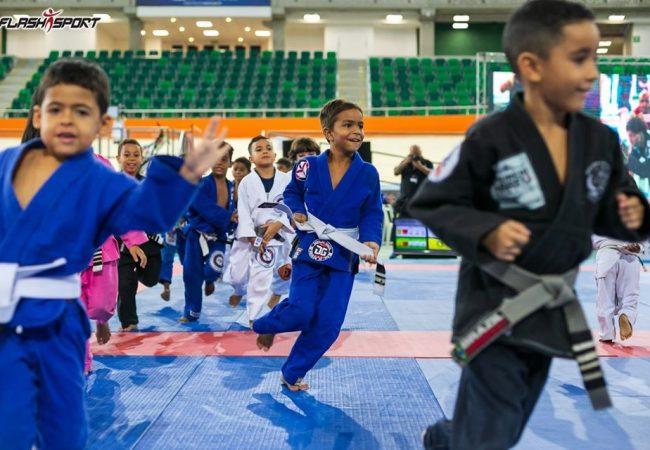 Rogério Gavazza e a importância do Festival Kids para as competições de Jiu-Jitsu