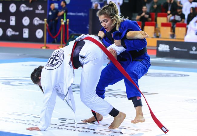 ADGS London: Ana Rodrigues ready to battle for her 4th gold medal of the season