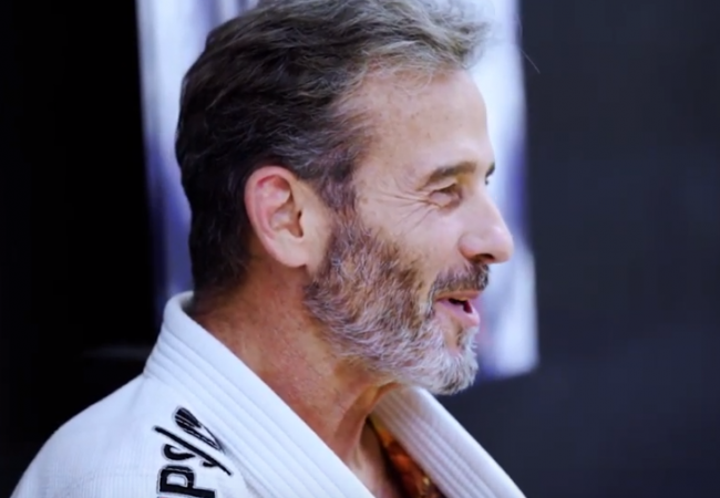 Video: Pedro Sauer on passing on what he learned from Helio Gracie