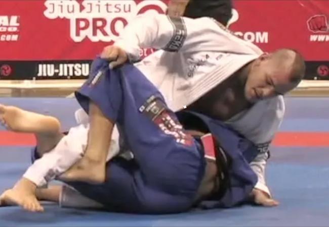 Do baú: Xande Ribeiro e o ezequiel de ouro no Mundial de Jiu-Jitsu de 2007