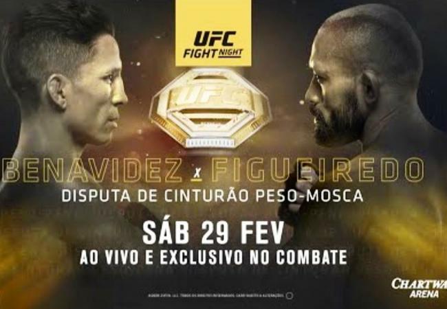 """Vídeo: """"Deus da Guerra"""" aposta no Jiu-Jitsu rumo ao cinturão do UFC neste sábado"""
