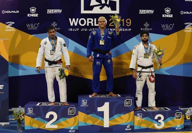 Kaynan Duarte é pego no doping, recebe suspensão e perde título mundial de Jiu-Jitsu