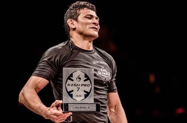 Entrevista: Alex Martins e a mente forte para superar o câncer e vencer no Jiu-Jitsu