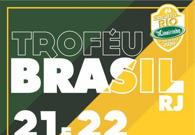 Troféu Brasil da CBJJD terá pontuação dobrada para esquentar disputa do ranking