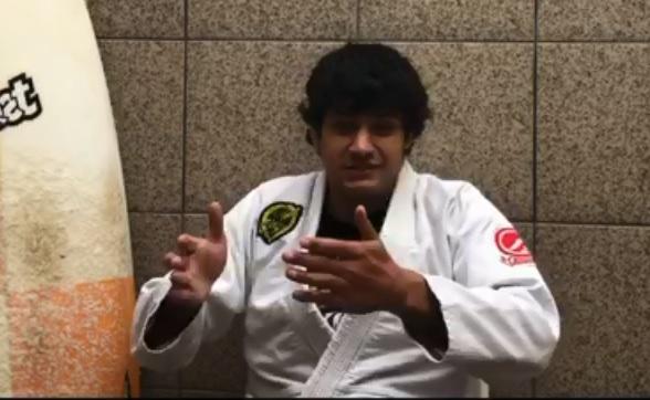 3 dicas de César Palhares para iniciantes se defenderem nas ruas com o Jiu-Jitsu