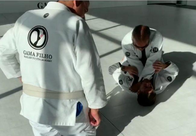 GMI: Gama Filho detalha projeto de Jiu-Jitsu para deficientes visuais