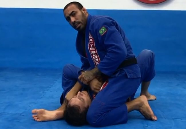 Vídeo: Guilherme Iunes ensina a destravar o armlock no Jiu-Jitsu