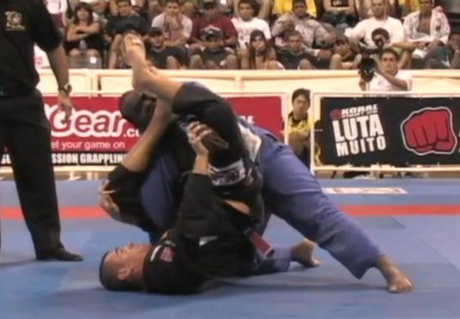 Do baú: Rafael Lovato e seu título mundial de Jiu-Jitsu na faixa-preta
