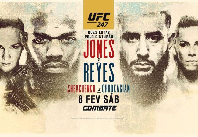 Vídeo: Os treinos e a mente de Jones, Reyes, Shevchenko e Chookagian para o UFC 247