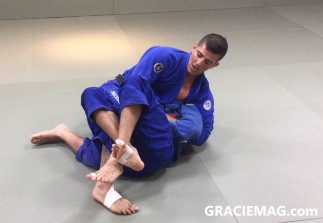 Vídeo: Vitor Terra em um dia de treino intenso na Gracie Terra Jiu-Jitsu
