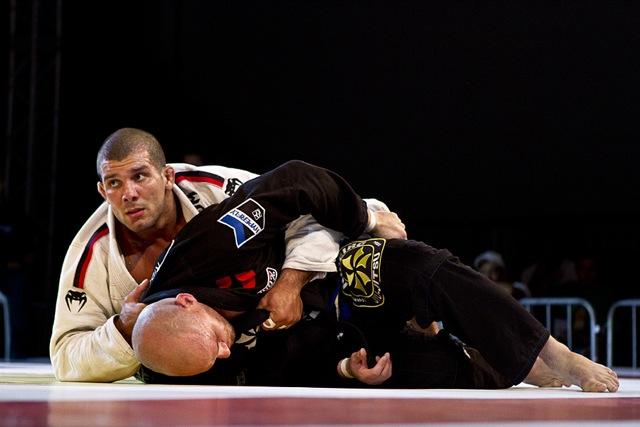 Luta completa: A guerra de Rodolfo Vieira e Xande Ribeiro na Copa Podio de Jiu-Jitsu