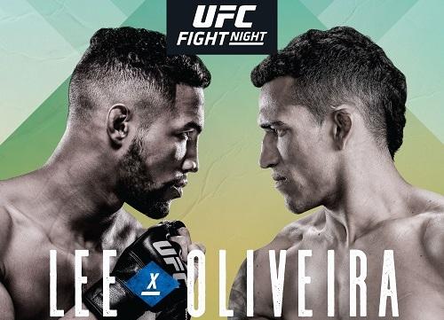 Com portões fechados, UFC Brasília traz emoções com exclusividade na tela do Combate
