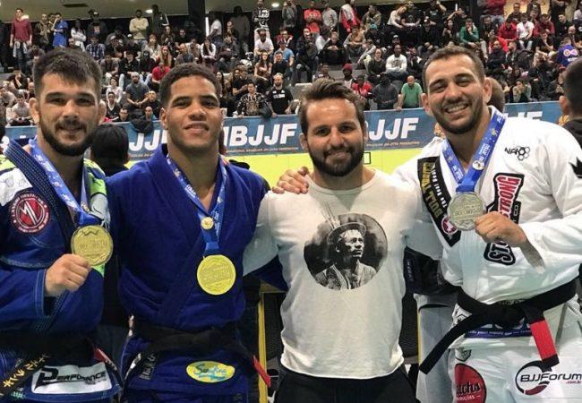 Rafael Ribeiro explica as diferenças do treino em quarentena no Jiu-Jitsu