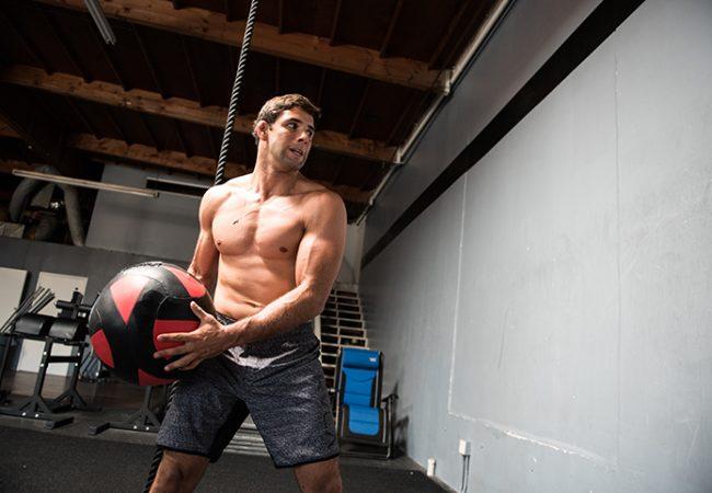 Video: Marcus Buchecha shows his quarantine workout routine