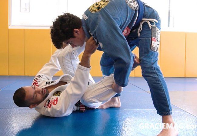 Vídeo: 2 ataques da guarda-aranha com Josef Cobra, da GMI Cutting Edge