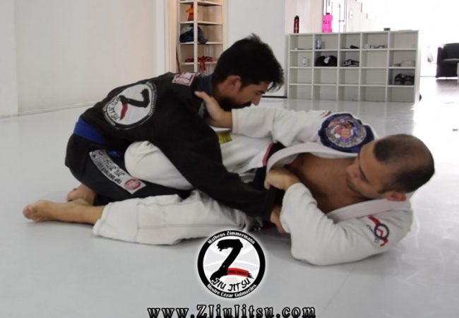 Vídeo: Matheus Zimmermann ensina detalhes da raspagem tesoura no Jiu-Jitsu