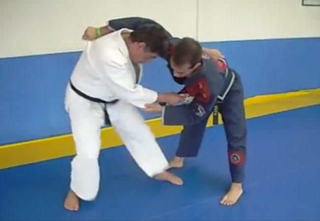 Aperfeiçoe suas quedas para o Jiu-Jitsu com técnicas de judô