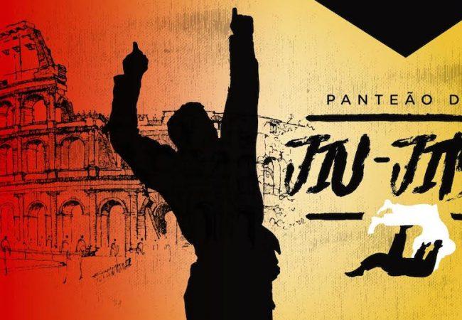 GRACIEMAG lança Panteão do Jiu-Jitsu, com mestres e ídolos que construíram a história do esporte