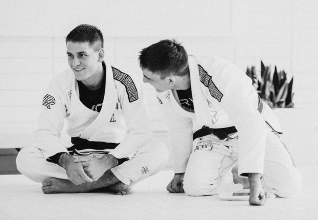 Video: Rafael Mendes teaches how to get the flying triangle right