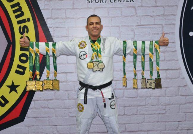 Dennis Lima remembers his start in BJJ, talks Bruno Bastos partnership