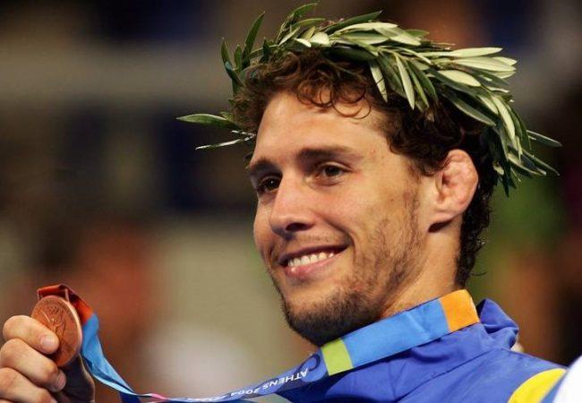 Vídeo: A vitória que rendeu a medalha de bronze olímpica a Flávio Canto