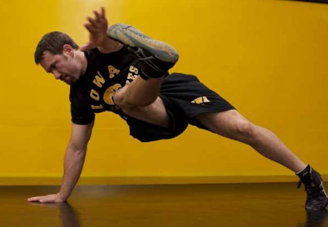 Training for Warriors: Get the most out of your push-ups
