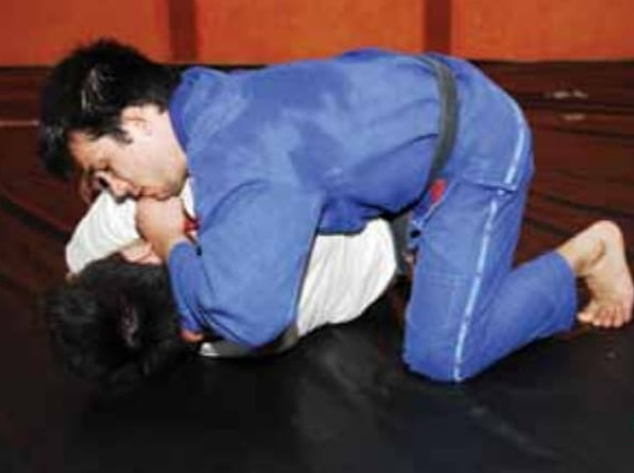 Training Program: The moves that helped Michael Langhi dominate the LW scene