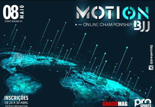 Pro Sports promove campeonato online de Jiu-Jitsu na quarentena