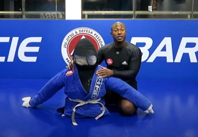 Kléber Buiú ensina a fazer boneco para treinar Jiu-Jitsu em casa