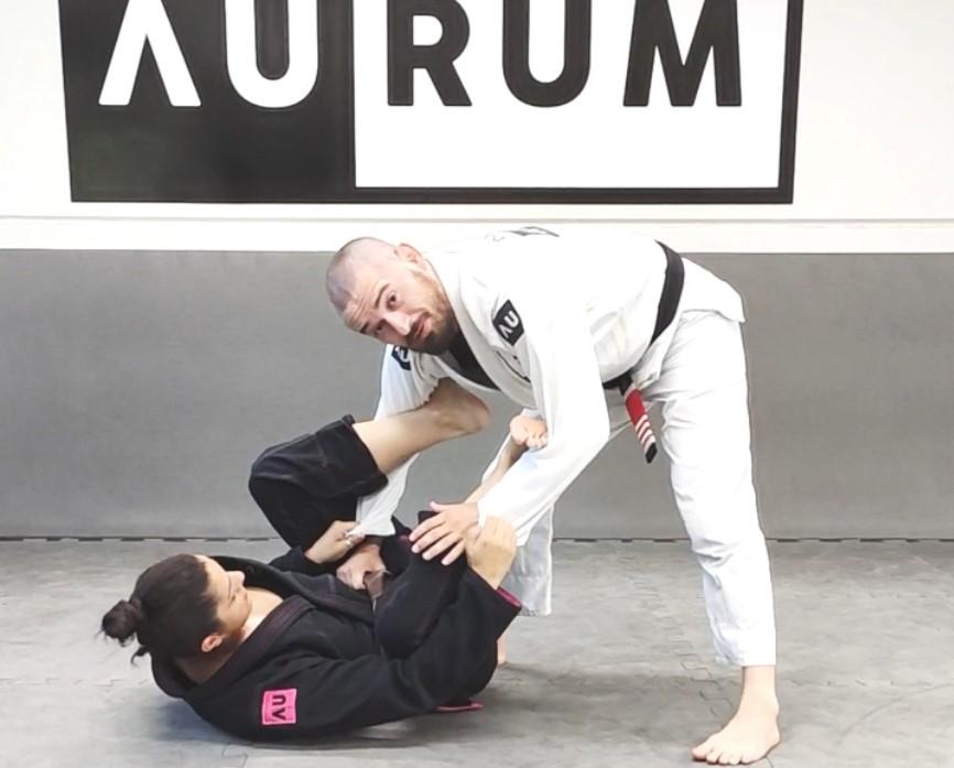 """""""Como eu venci no Jiu-Jitsu"""", por professor Jean Feijó (Aurum Jiu-Jitsu)"""