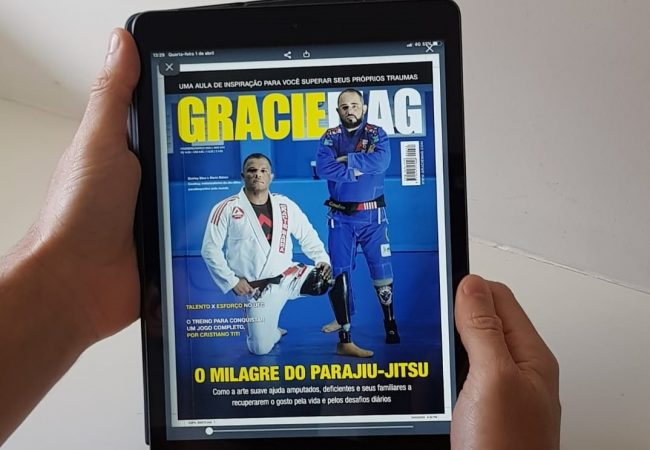 GRACIEMAG Digital: ficou ainda mais fácil ler a sua revista favorita na quarentena